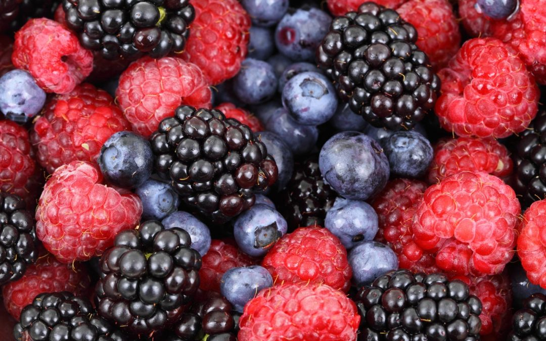 Can Berries Rich In Flavonoids Help Male Impotence?